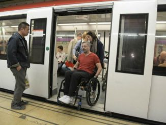 xarxa metro accessible any centenari