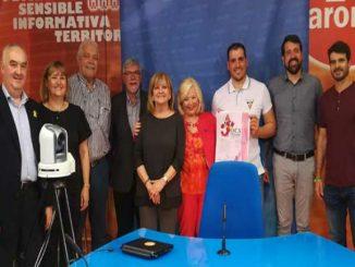 col·loqui esport adaptat televisió Jocs Catalans