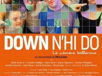 documental Down n'hi do càmera ballerina