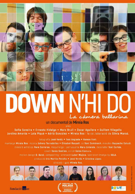 La Filmoteca de Catalunya projecta el documental 'Down n'hi do. La càmera ballarina'