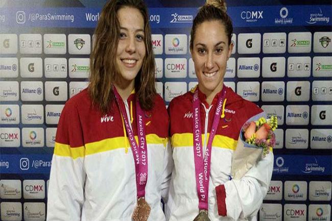 sarai gascón núria marquès selecció espanyola natació