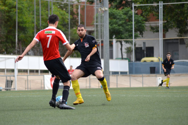 Catalunya acaba sisena al 13è Trofeu Internacional Ciutat de Barcelona de futbol de persones amb paràlisi cerebral