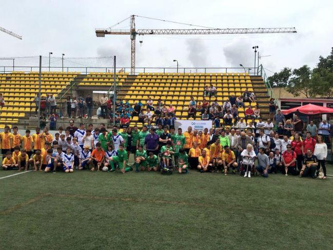 Els clubs esportius amb secció Special es donen cita a la 1a edició del torneig Francesc Martínez de Foix