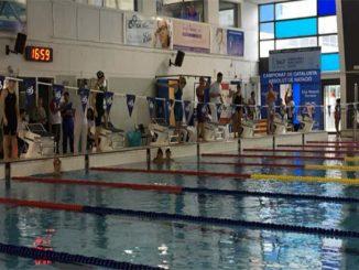cn mataró segon campionat espana natació clubs