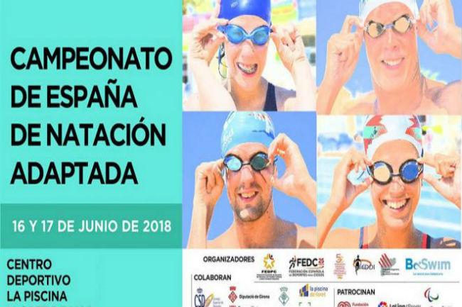 natacion-adaptada-nacional lloret clubs entitats campionat espanya