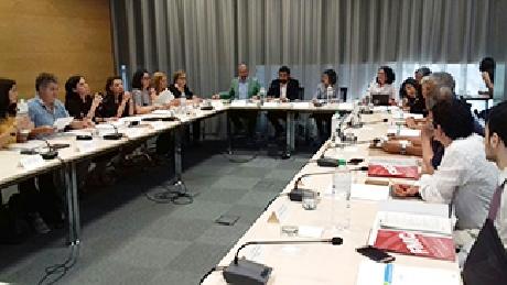 reunio politiques ocupació col·lecius prioritaris discapacitat