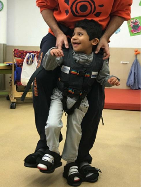 esclat kit upsee mobilitat infants paràlisi cerebral