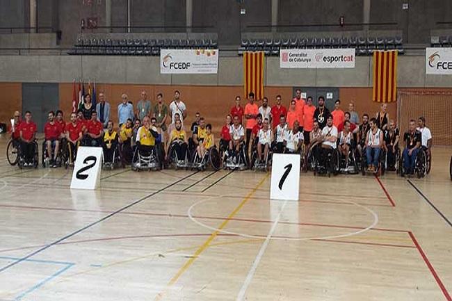 El CAPSAAA francès guanya el I Trofeu Internacional de Quad Rugbi de Barcelona