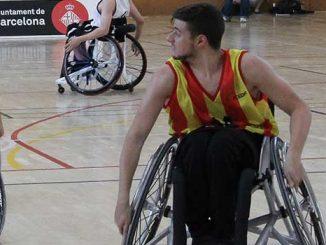 catalans jornada tecnificació basquet cadira rodes FEDDF