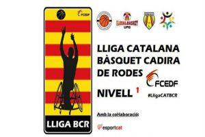 nova edició lliga catalana bàsquet cadira rodes nivell 1