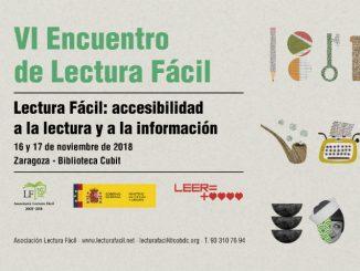 VI Encuentro Lectura Fácil Saragossa ús bones pràctiques