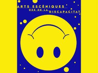 cartell festival eclèctic arts escèniques discapacitat tarragona