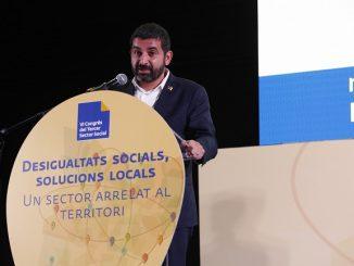 chakir homrani subvenciona projectes recaptació irpf