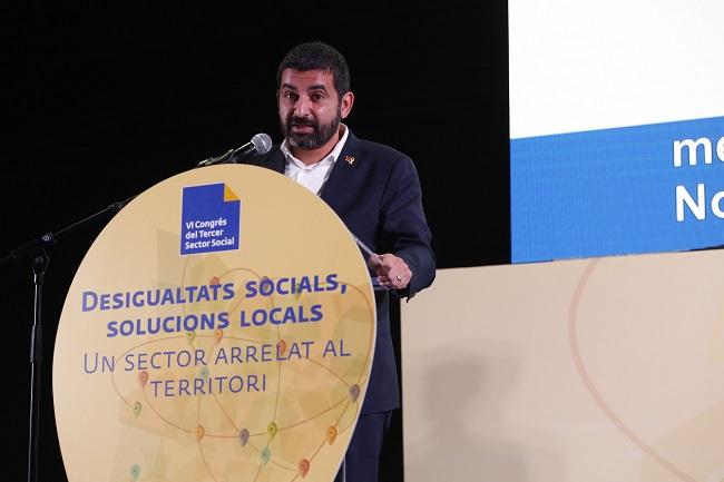 chakir homrani garanteix pagament serveis socials