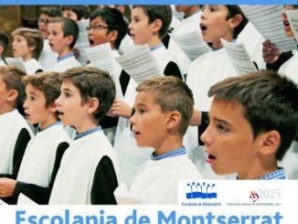 concert solidari prodis escolania montserrat