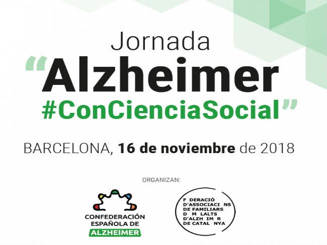 Jornada divulgativa de conscienciació integral sobre l'Alzheimer al Caixa Fòrum de Barcelona