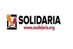 x solidaria campanya informació difusió empreses