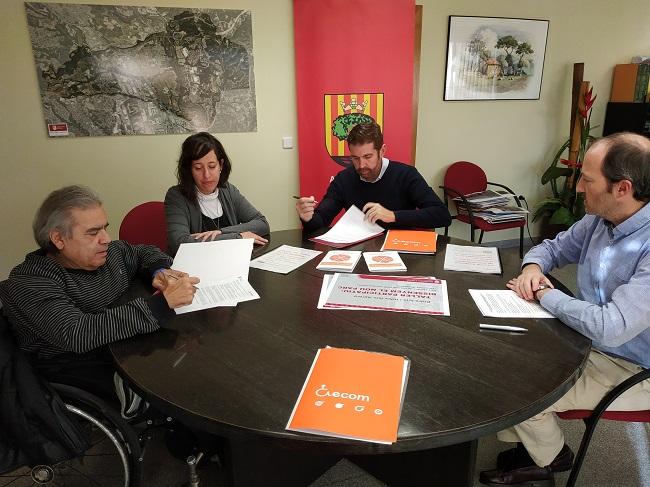 ecom abrera conveni polítiques impulsar inclusió discapacitat