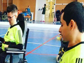 victòria black team dracs cea derbi lliga hoquei cadira rodes elèctrica