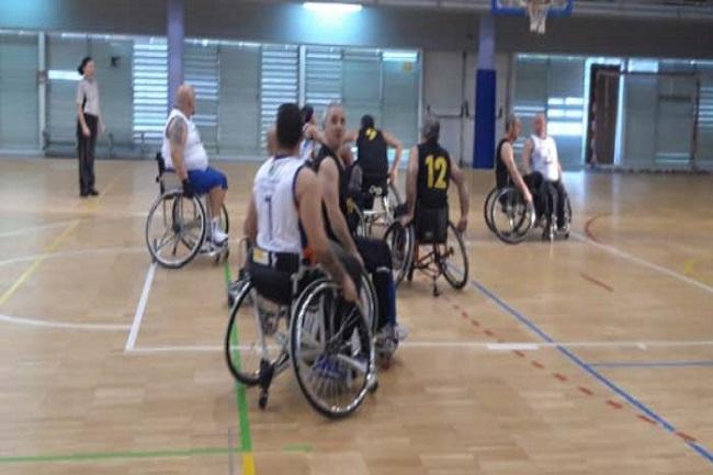 victòries 6a jornada lliga bàsquet cadira rodes nivell 2