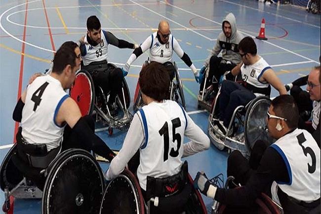 El BUC parteix com a favorit a la segona jornada de la Lliga Nacional de rugbi en cadira de rodes