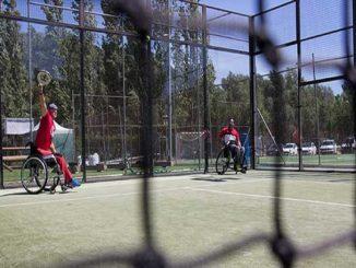 primera edició lliga catalana pàdel adaptat