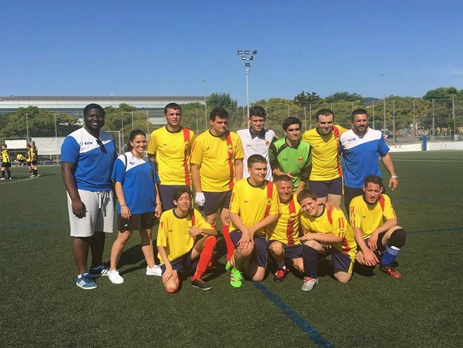 Fedamar organitza a Mataró el I Torneig Internacional de Futbol 7 per a persones amb diversitat funcional
