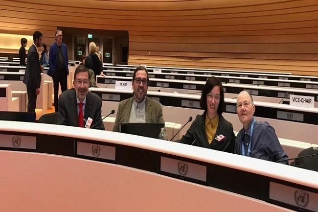 delegació salut mental pscicosocial onu suïssa