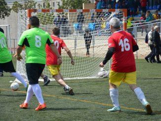 esportistes campionat futbol sala discapacitat intel·lectual