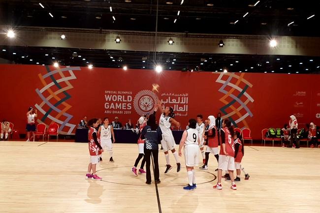 esportistes catalans bàsquet medalles jocs special olympics abu dhabi