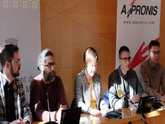 malgrat presentació programa setmana activitats 50 aniversari fundació aspronis