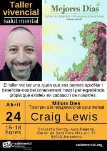 craig lewis taller vivencial salut mental