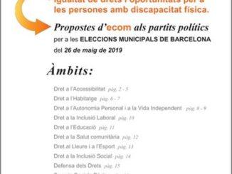 ecom proposte candidatures polítiques ciutats inclusives