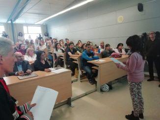 sessió estigma discriminació salut mental lleida