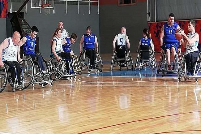 victòries unes afa masters lliga basquet cadira rodes nivell 2