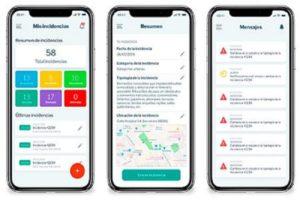 accesibilidApp aplicació mòbil incidències mobilitat