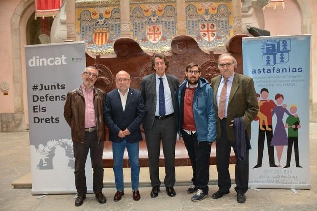 Consulta a les famílies de persones amb discapacitat al Tarragonès per conèixer les principals preocupacions