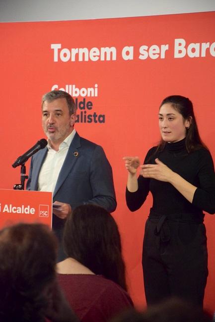 jaume-collboni-comerços-accessibles-barcelona