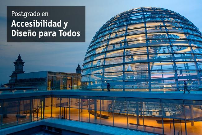 Inscripcions obertes per la nova edició del Postgrau en Accessibilitat i Disseny per a Tothom de la UIC Barcelona