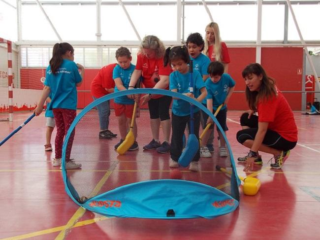 escoles-educació-especial-reus-festa-cloenda-young-athletes