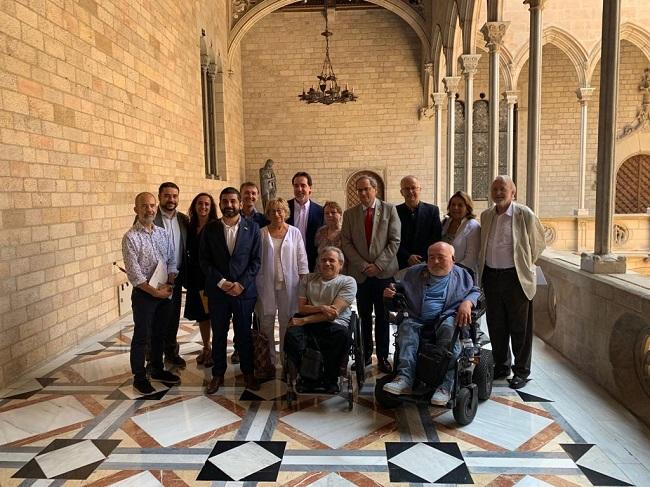 La Generalitat anuncia que aquest any contractarà a 150 persones amb discapacitat intel·lectual