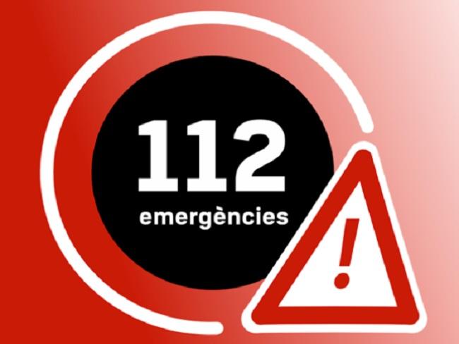 El telèfon d'emergències 112 serà accessible per a les persones sordes a partir del proper 24 de gener