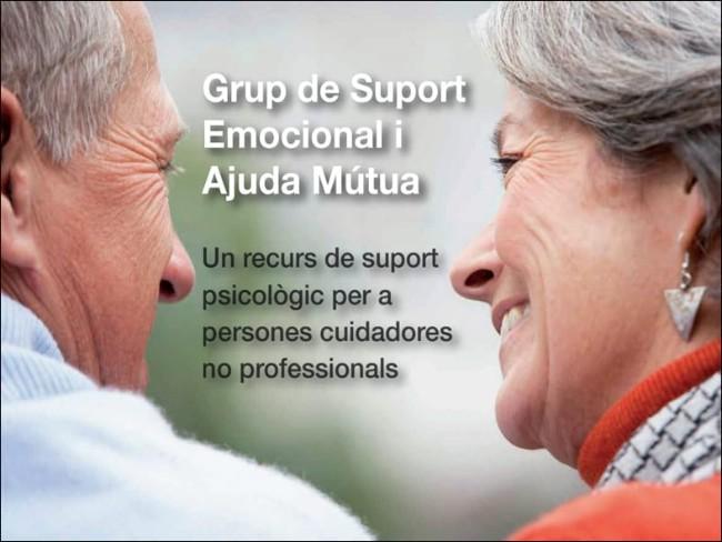 La Diputació de Barcelona ofereix tallers de suport per a persones cuidadores en 86 municipis
