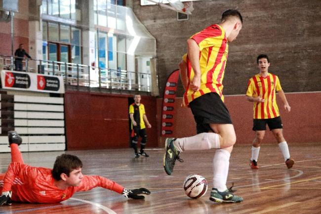 Special Olympics Catalunya guanya el 10è Trofeu Internacional Ciutat de Barcelona de futbol sala