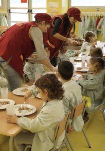 menjadors escolars