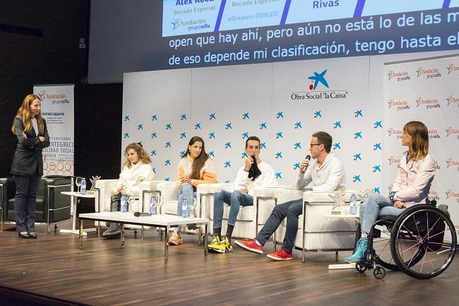esportistes catalans beques desafiate fundacion grupo sifu
