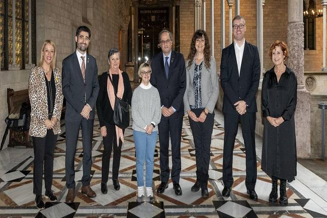 Conveni de la Generalitat i FCSD per afavorir la integració sociolaboral de les persones amb discapacitat intel·lectual
