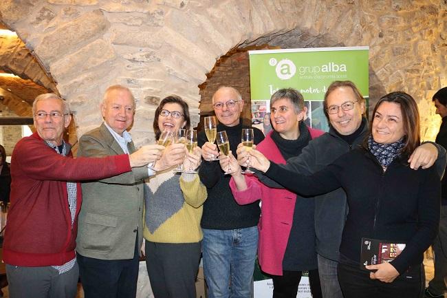 grup alba familia mayoral acord cessió espai verdu