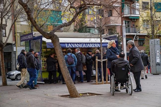 quioscos cooperativa persones discapacitat barcelona