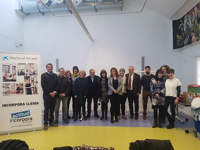 fundació ilersis programa incorpora integració sociolaboral